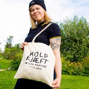 Bilde av Tøynett: HOLD KJÆFT